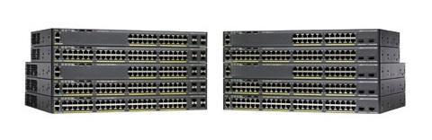 Cisco Catalyst 2960X i 2960XR