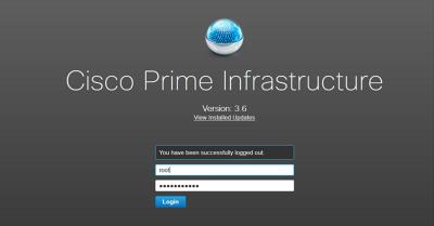 Cisco Prime 3.6