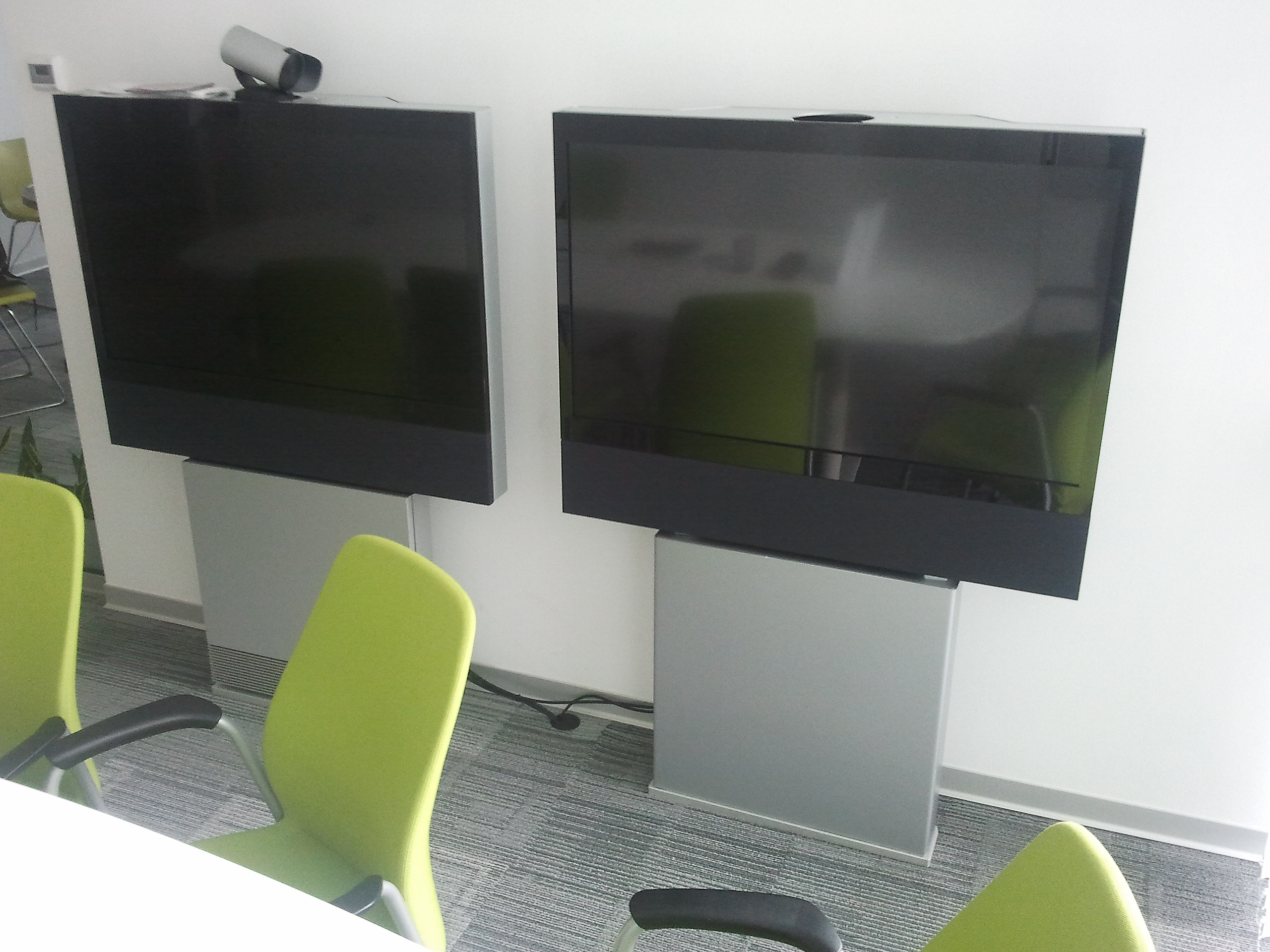 Instalacja Cisco Telepresence Profile 42 w Krakowie