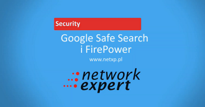 Google Safesearch i DNS Sinkhole w Firepower