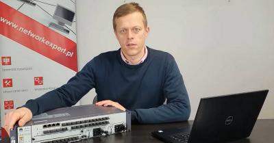 Huawei NE40E-M2K-B - bardzo wydajny router dla ISP i nie tylko