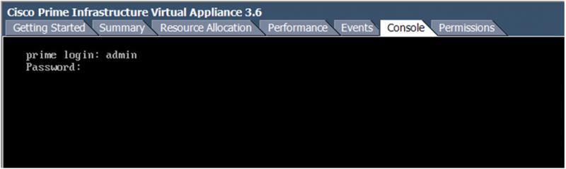 Instalacja Cisco Prime 3.6