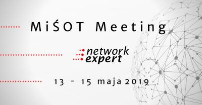 Network Expert na MiŚOT Meeting
