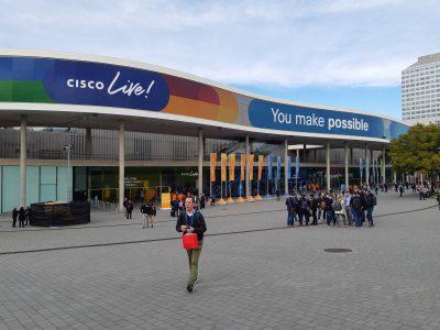 Network Expert na Cisco Live Barcelona 2020