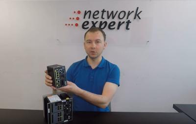 Switche Cisco Industrial - wprowadzenie