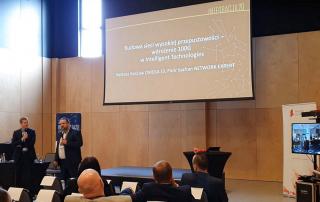 Wdrożenie sieci operatorskiej w Intelligent Technologies SA