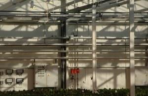 Budowa WLAN w fabryce