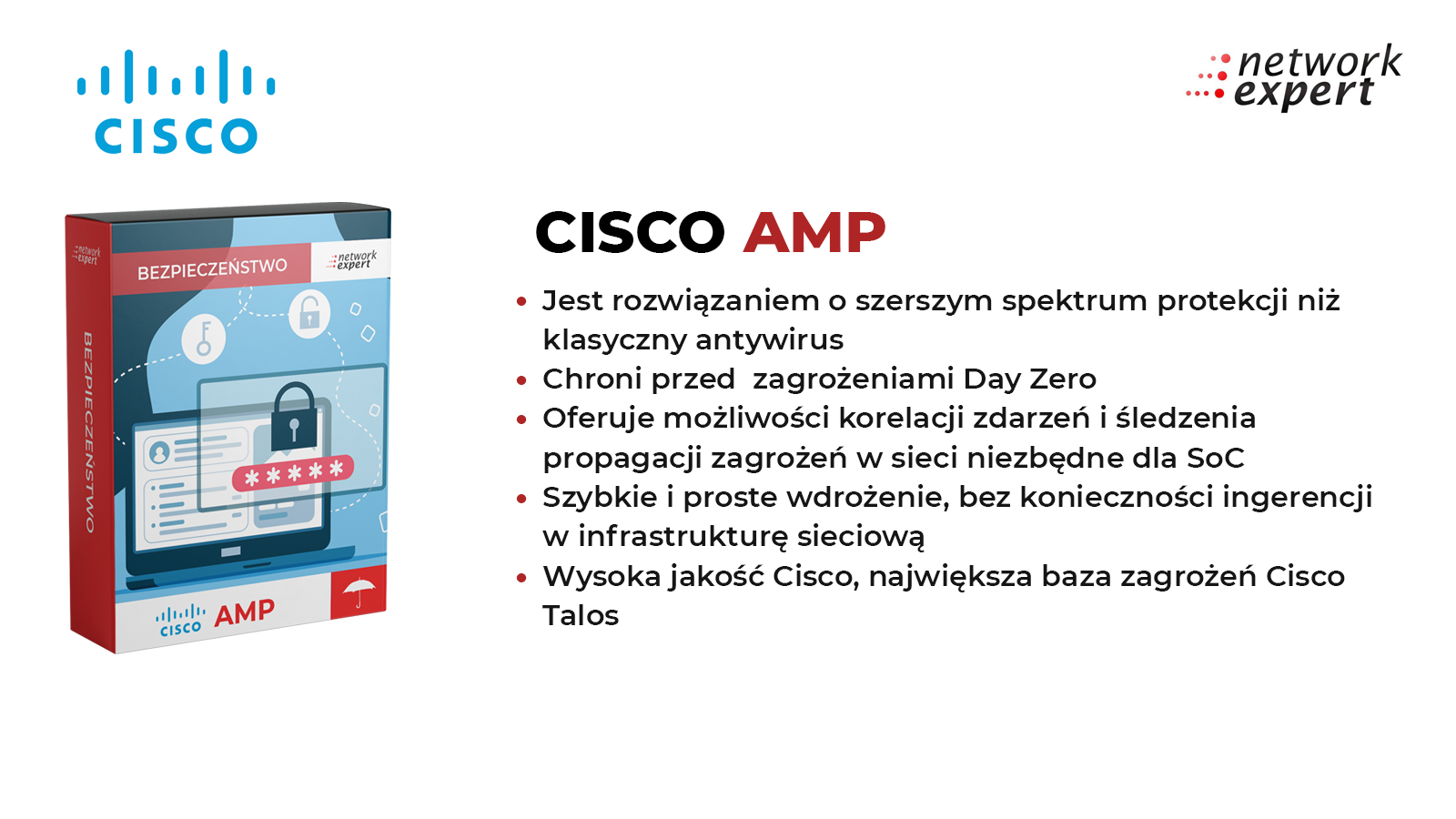 AMP Cisco co to jest