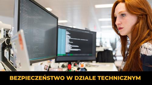 Szkolenie z cyberbezpieczeństwa dla działów technicznych