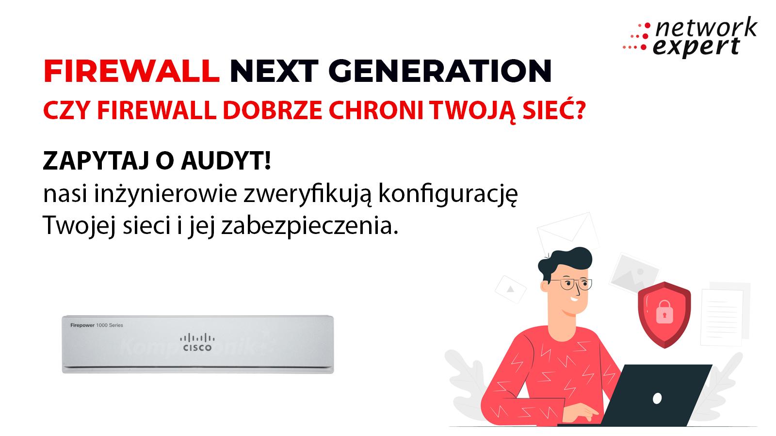 Firewalle Next Generation - szkolenie
