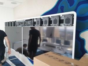 Instalacja Cisco Webex Room 70 Dual