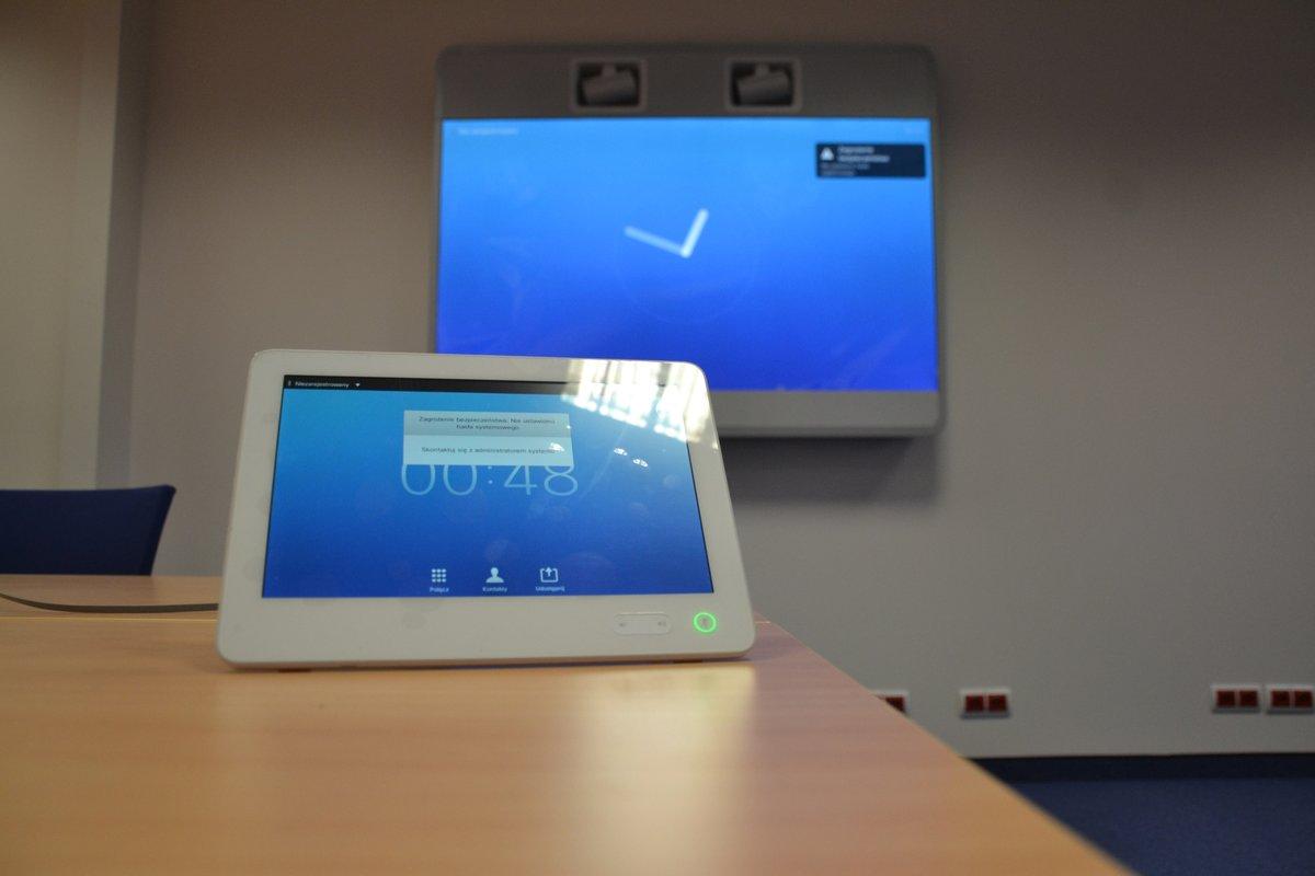 Zarządzanie wideokonferencją Cisco