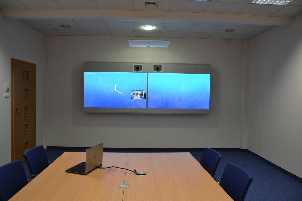 Monitory i kamery - Wideokonferencje Cisco