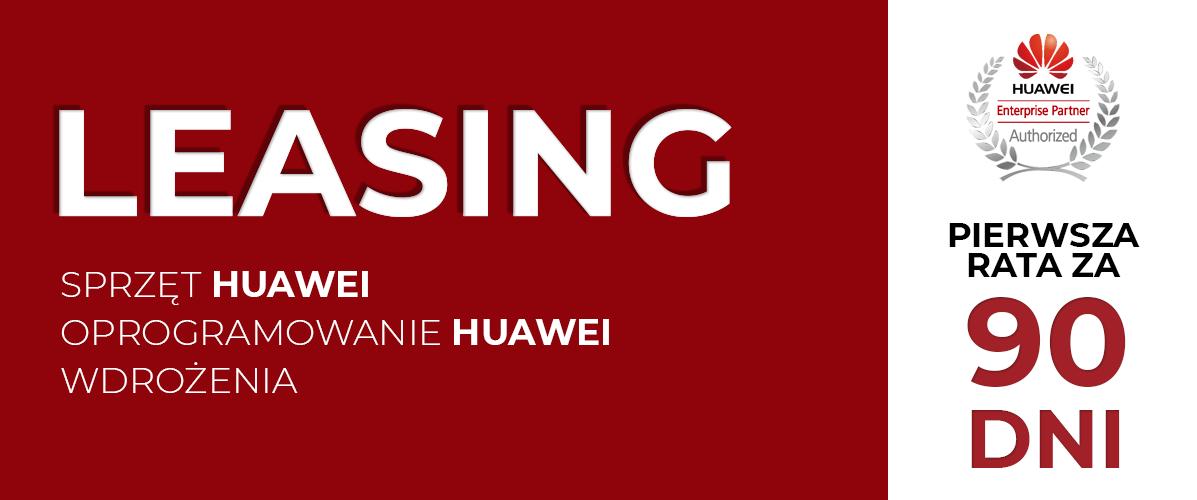Finansowanie sprzętu Huawei