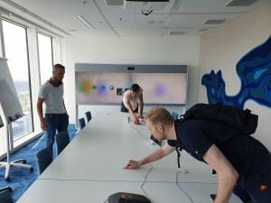 Instalacja Webex Room 70 Dual