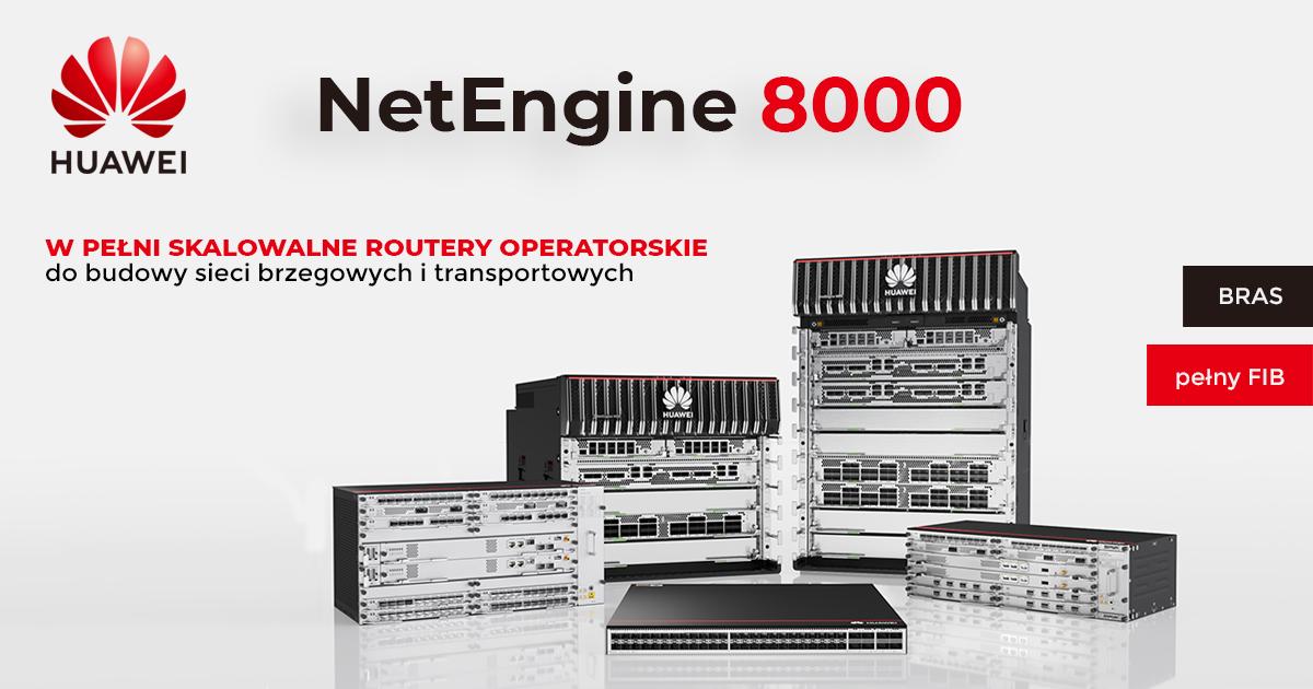 Huawei NetEngine 8000