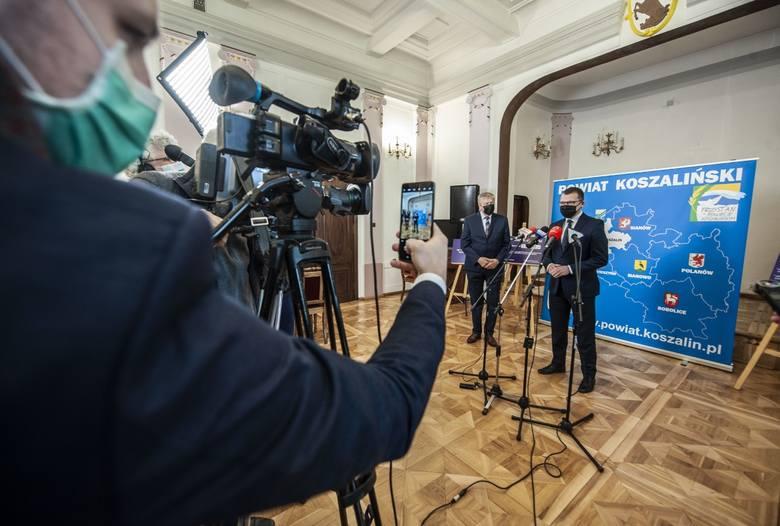 Cyfrowa rewolucja w Domach Pomocy Społecznej powiatu koszalińskiego. To przedsięwzięcie innowacyjne w skali kraju