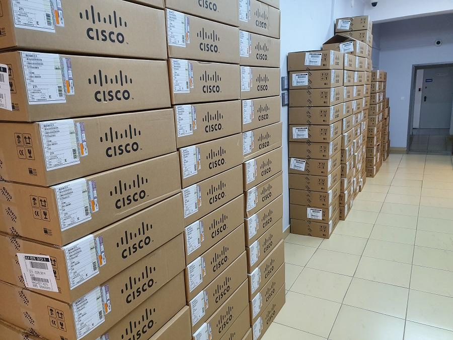 Przełączniki Cisco