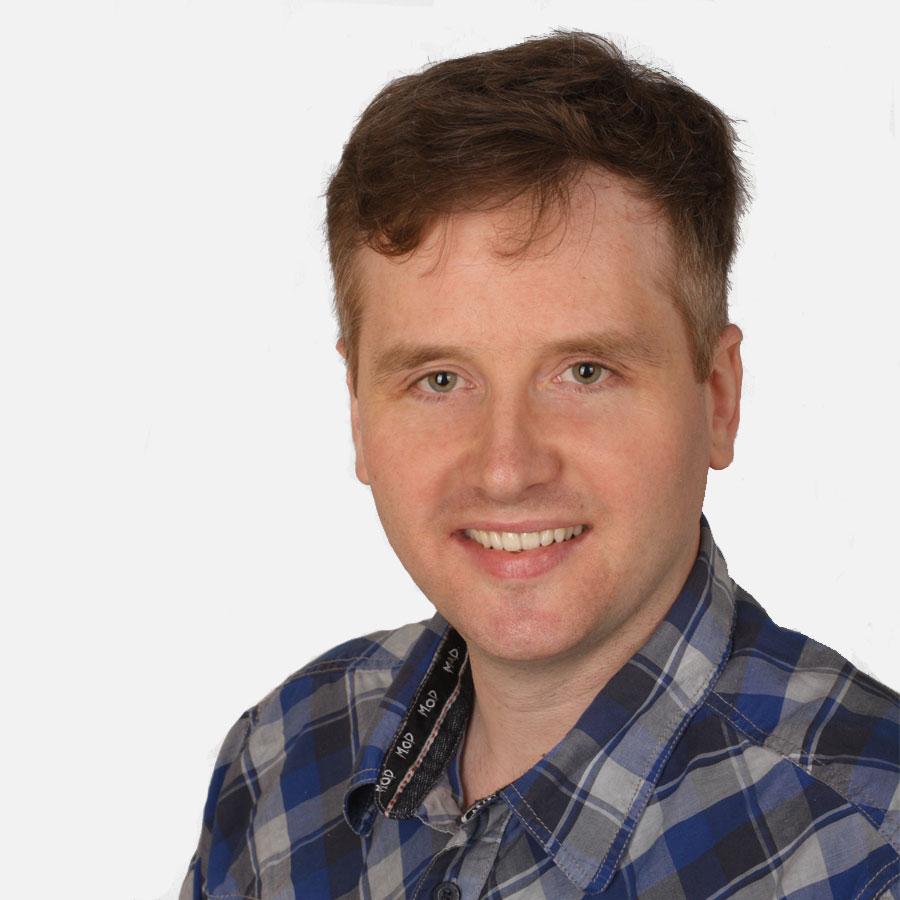 Radosław Kokosza - Starszy inżynier ds. sieci, CCIE #60497