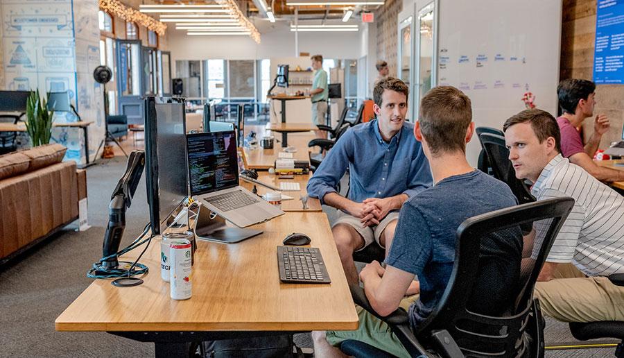 Sieć w biurze