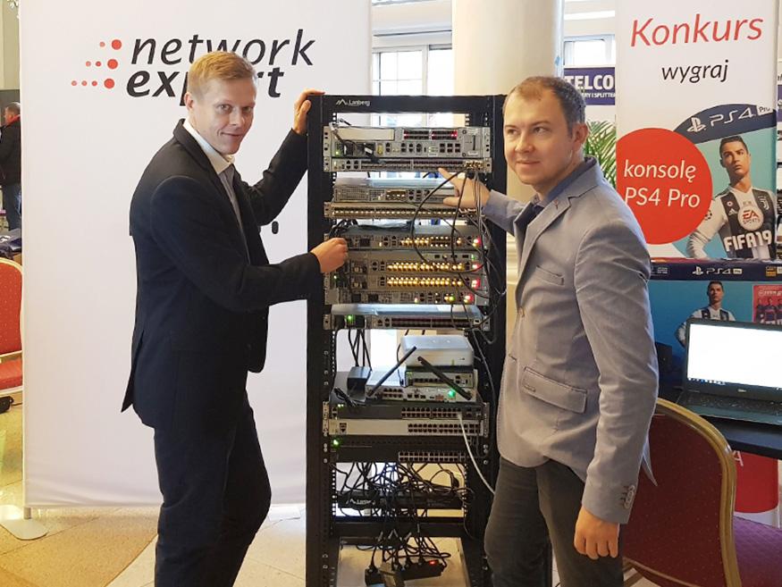 Rozwiązania dla sieci ISP