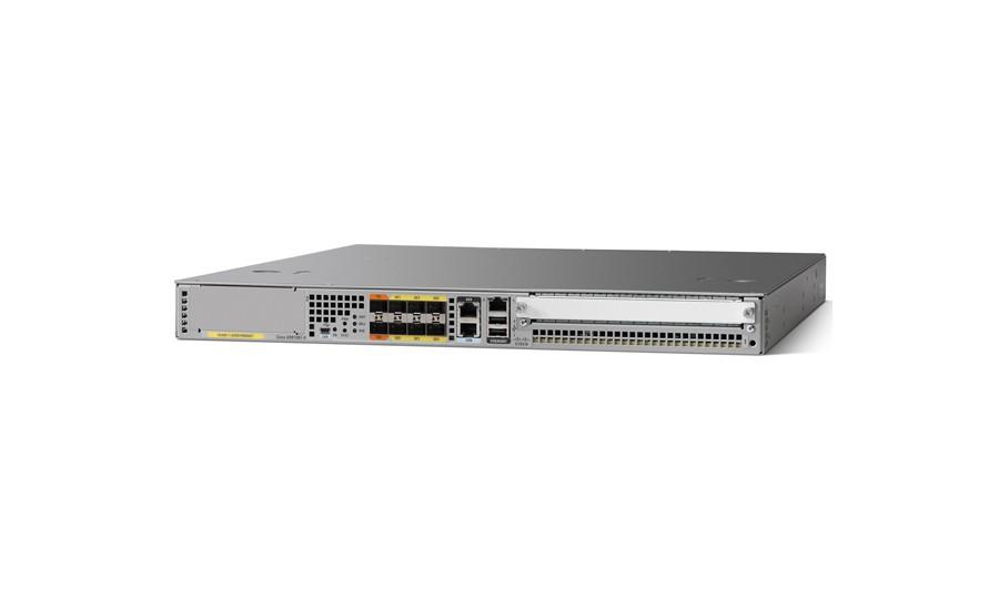 sprzętowy koncentrator na Cisco ASR1K/9K