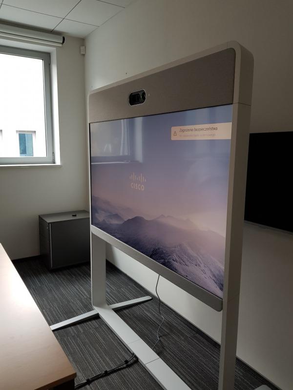 Systemu Wideokonferencji Cisco M70S