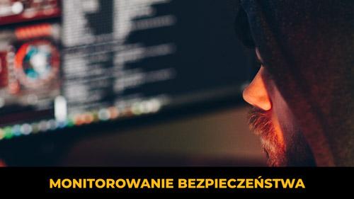 Szkolenie z monitorowania bezpieczeństwa teleinformatycznego - SIEM, SOC, monitoring ruchu