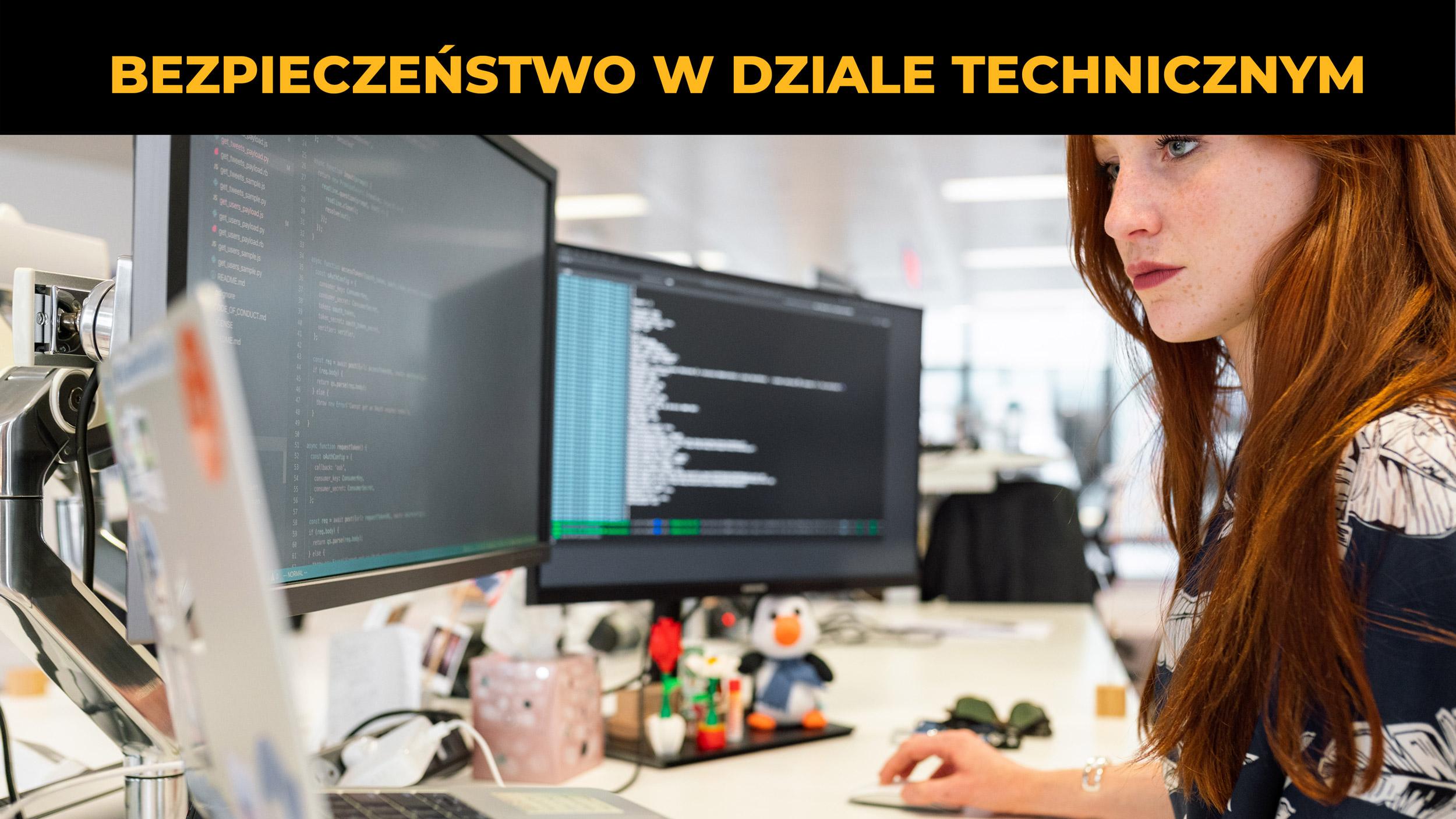 Szkolenie z cyberbezpieczeństwa dla działu technicznego
