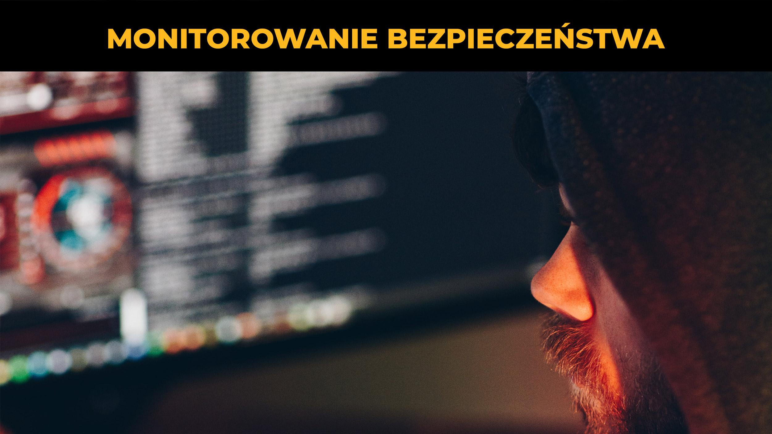 Szkolenie z monitorowania bezpieczeństwa teleinformatycznego