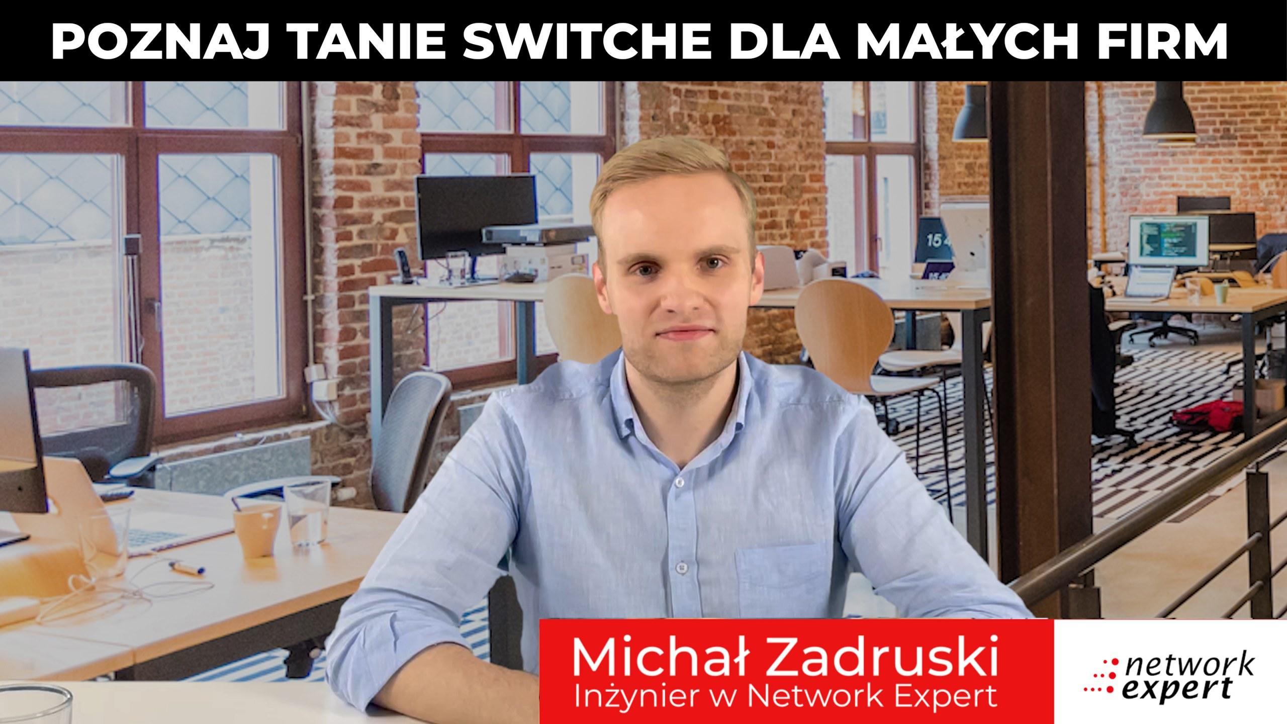 Tanie switche dla małych firm