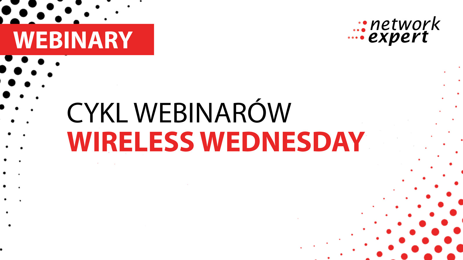 Cykl webinarów Wireless Wednesday